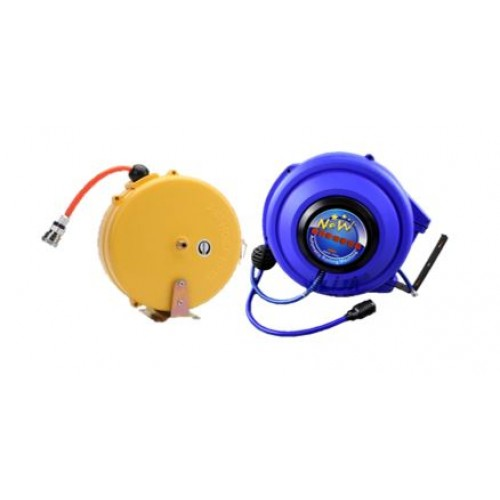 Auto Retrieve Air Hose Reel - PU Tube