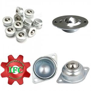 Free roller bearing