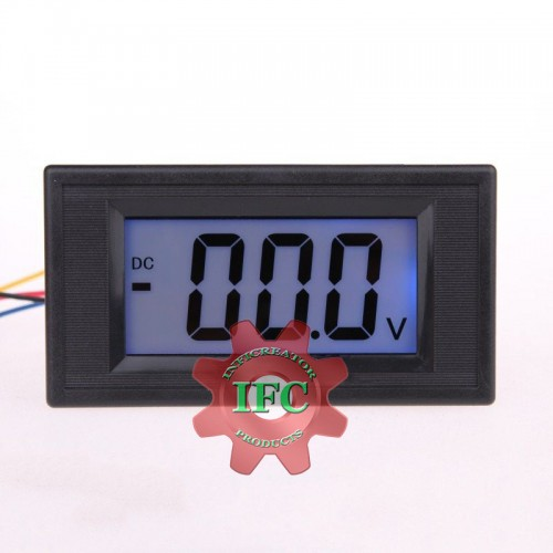 Digital DC Panel meter