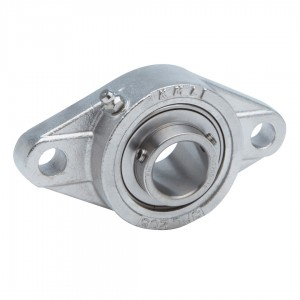 Flanged Diamond Bracket Bearing