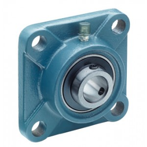 Square Flanged Bracket Bearings